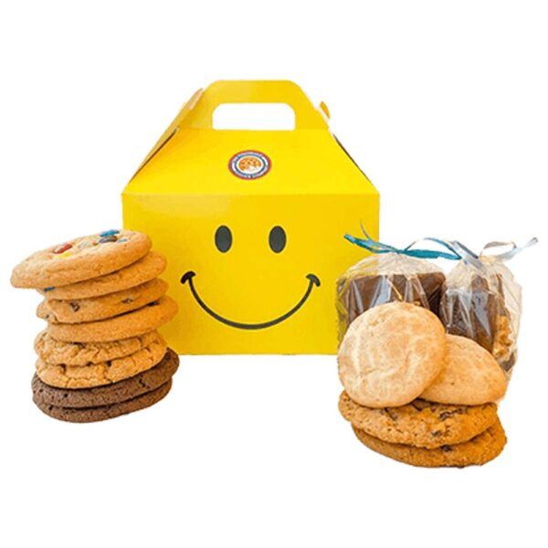 Themed Cookie Box