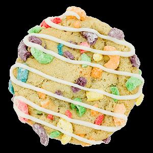 Froot Loops Cookie