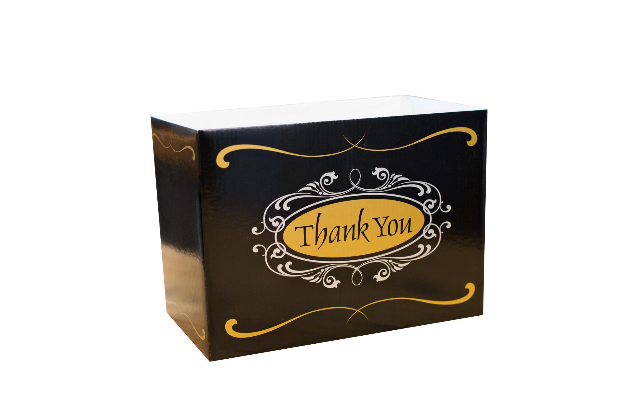 Fresh Thank You Gift Box